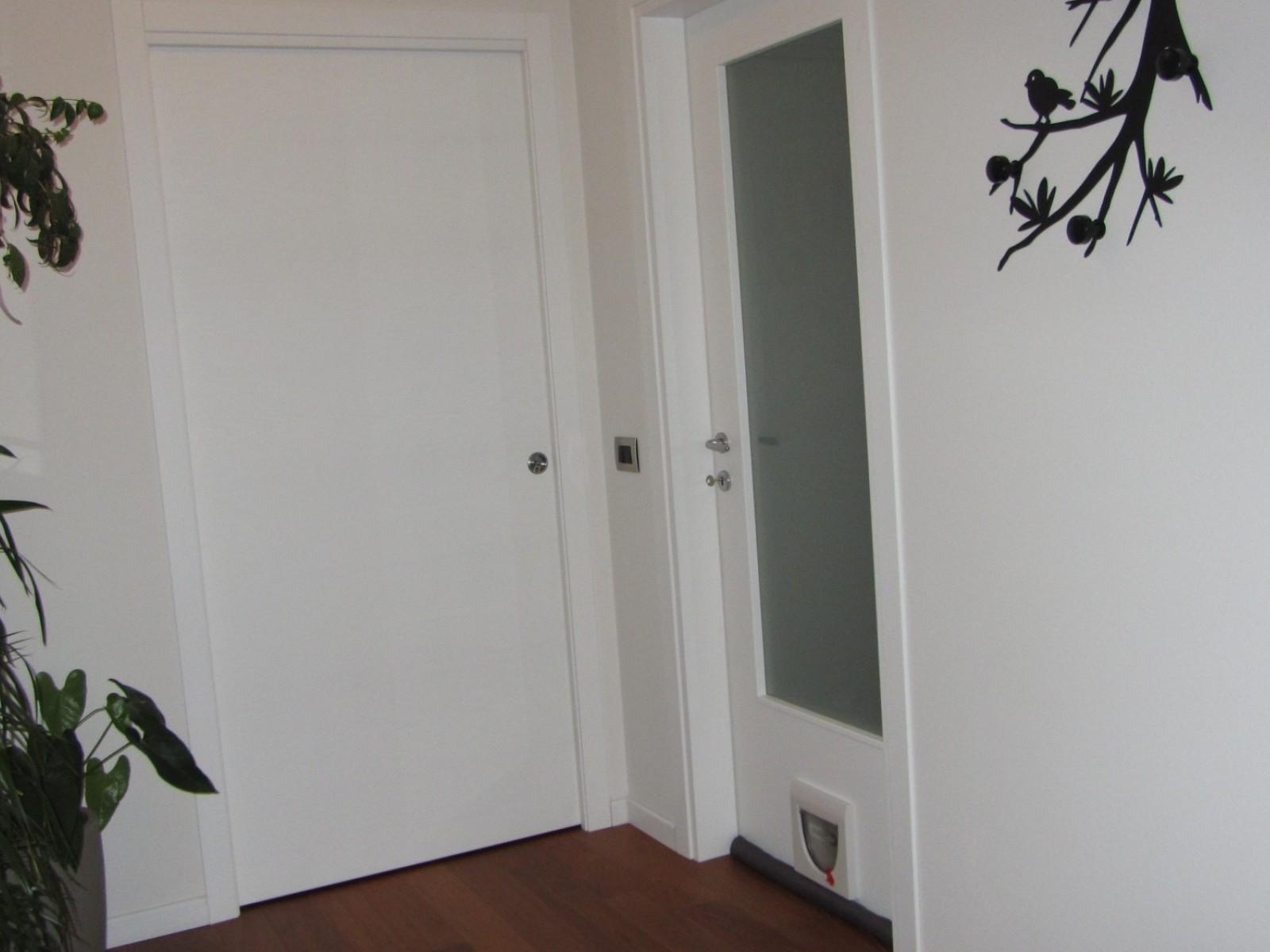 Porta scorrevole legno e vetro oo08 regardsdefemmes for Porta scorrevole esterna ikea