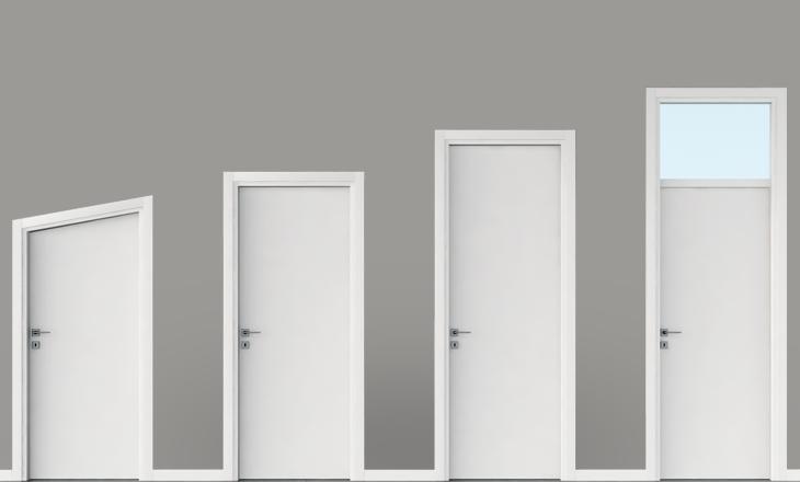 Fapla laccato goffrato - Sopraluce porta ...